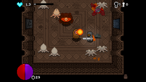 Bit Dungeon II - screenshot