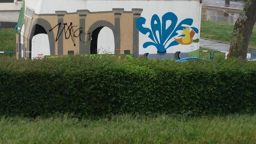 Graffiti Sade