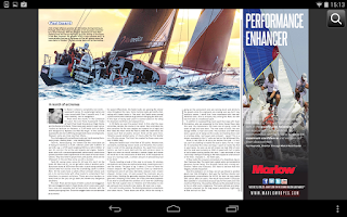 Screenshot of Seahorse International Sailing