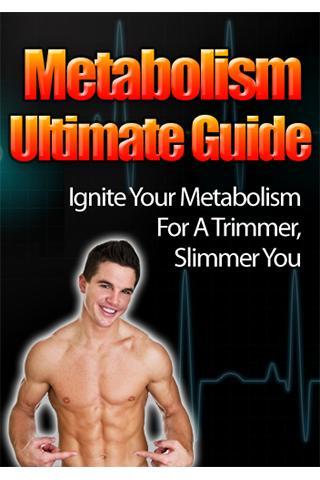 Metabolism Ultimate Guide