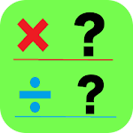 Multiplication・Division APK Image