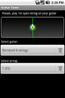 Screenshot of Guitar Tuner