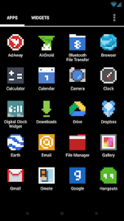 Big Pixel (8-bit icons)- screenshot thumbnail