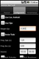 Screenshot of AsintecGps - Localizacion GPS