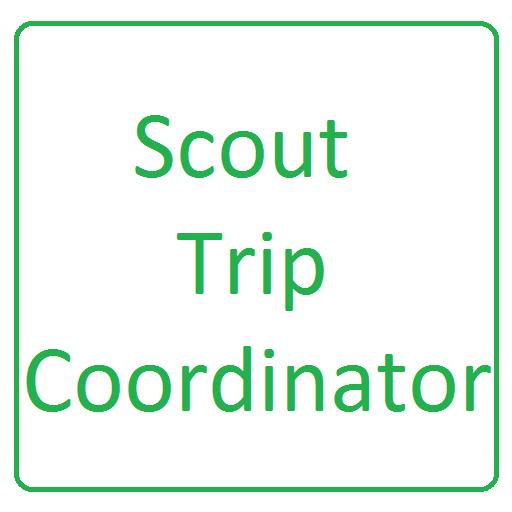 Scout Trip Coordinator LOGO-APP點子