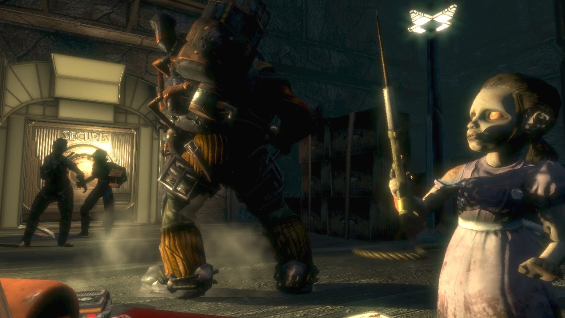 BioShock getting new Plasmid powers?