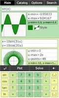 Screenshot of MathStudio