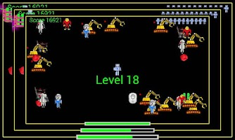 Screenshot of Run Robot Ron Pro