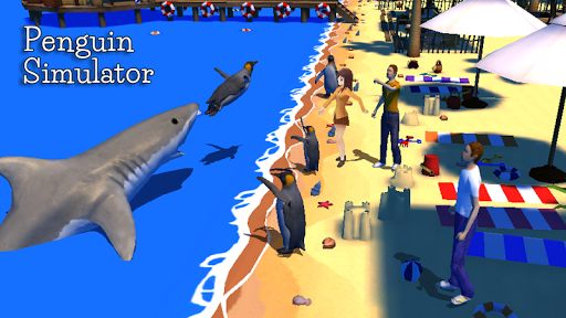 Penguin Simulator Pro - screenshot