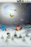 Screenshot of Christmas Music Box Free