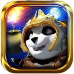 Panda Bomber in Dark Lands 1.2.4 Apk