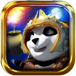 Panda Bomber: 3D Dark Lands