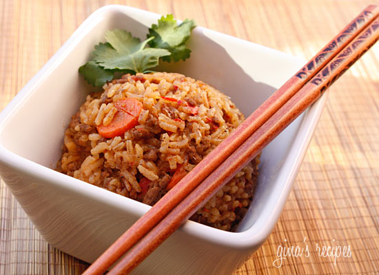 Spicy Thai Beef and Jasmine Rice Recipe | Yummly