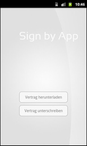 Sign By App