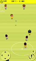 Screenshot of Super Pocket Football