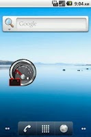 Screenshot of Car Battery Widget