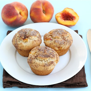 Peaches 'N Cream Muffins