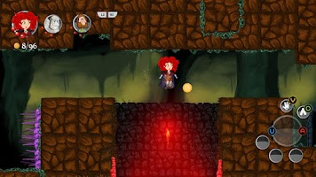Screenshot of The Lost Heroes