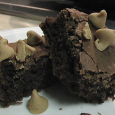 Brownies With Peanut Butter!
