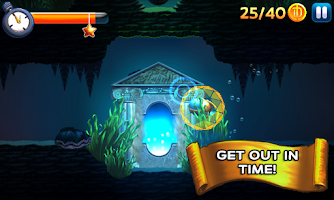 Screenshot of Depths - Submarine Exploration