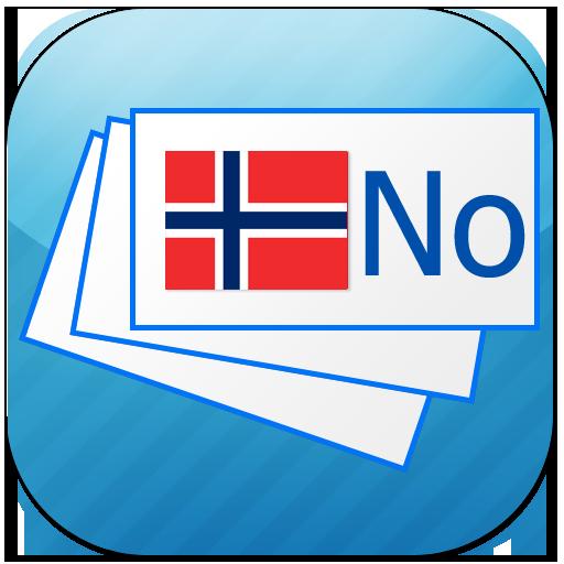 Norwegian flashcards