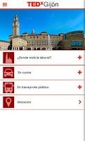 Screenshot of TEDxGijon