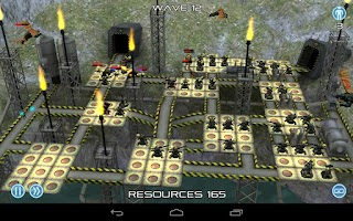 Screenshot of Tower Raiders 3