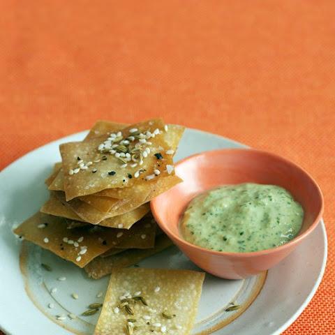 Wonton Wrapper Crackers Recipe | Yummly