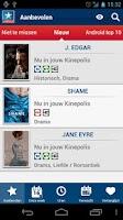 Screenshot of Kinepolis Cinemas