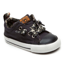 Converse Camouflage Canvas Trainers CANVAS