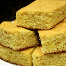 Old Fashion Corn Bread