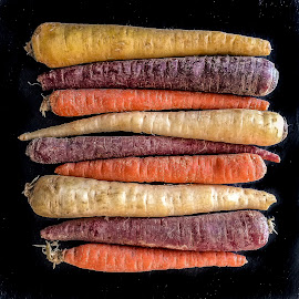 Fancy Carrots by David Long - Instagram & Mobile iPhone ( carrots )