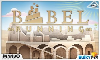Screenshot of Babel Running