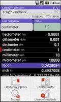 Screenshot of ConvertPad - Unit Converter