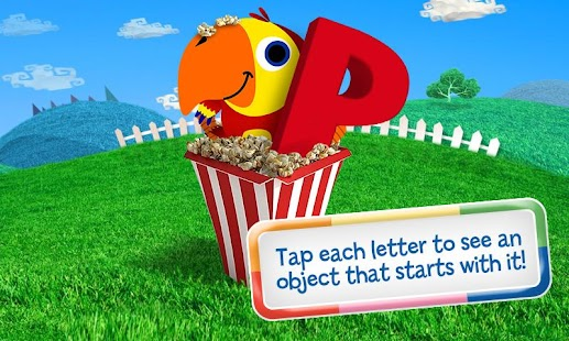 ABC's: Alphabet Learning Game- screenshot thumbnail