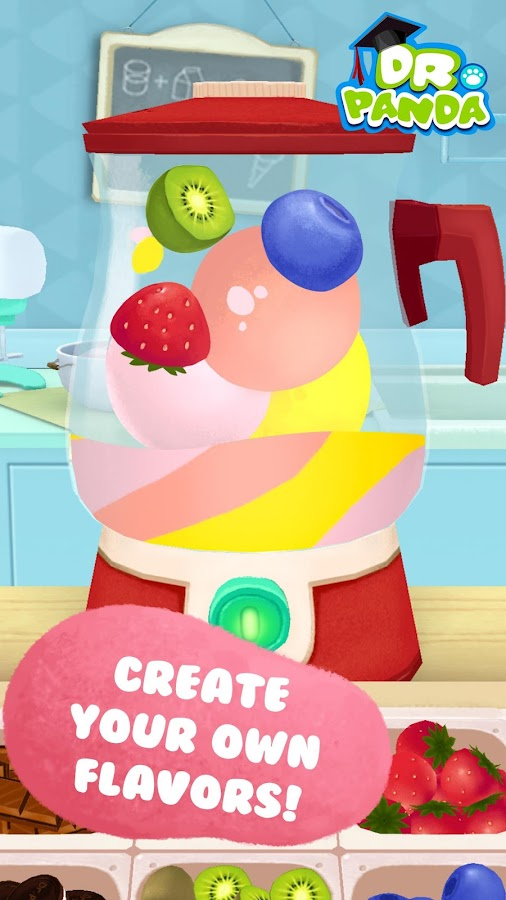 Dr. Panda's Ice Cream Truck Screenshot 9