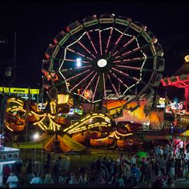 by Jay Rinehart - City,  Street & Park  Amusement Parks
