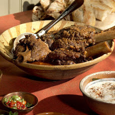 Lamb Shanks with Garam Masala