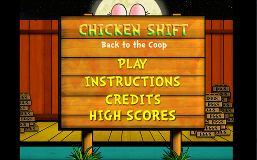 Chicken Shift - screenshot