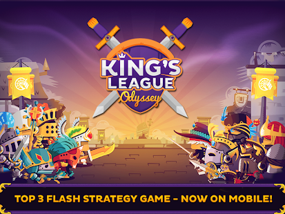 King's League: Odyssey Screenshot