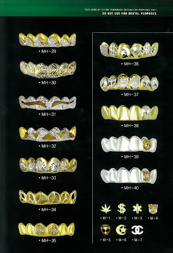 Dmv Grillz Jewelry Android App Screenshot