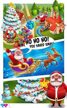 X-mas : The 4 Santas APK