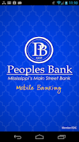 Screenshot of Peoples Bank-Mississippi