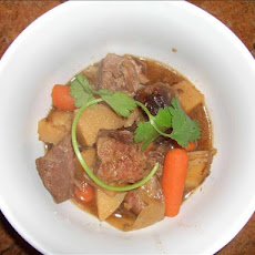 Niku Jaga (Japanese Beef Stew in the Crock Pot)