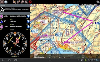 Screenshot of Air Navigation Pro
