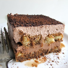 Easy Chocolate Tiramisu