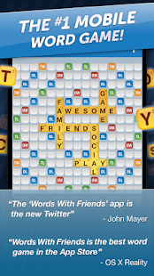 Words With Friends Classic for Lollipop - Android 5.0