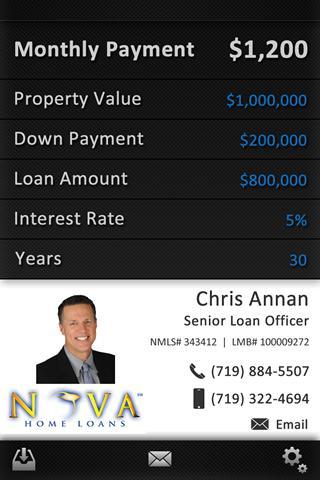 Chris Annan Mortgage Calculato