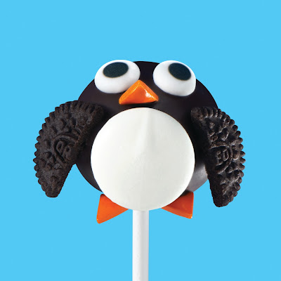 OREO Penguin Cookie Ball Pops