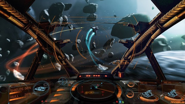 David Braben: It would be stupid not to bring Elite: Dangerous to consoles